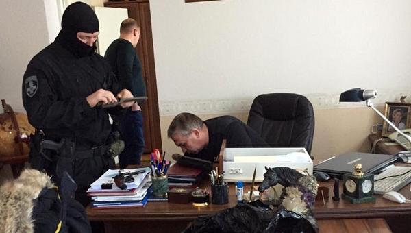 Задержан шеф чеховской полиции Андрей Большаков