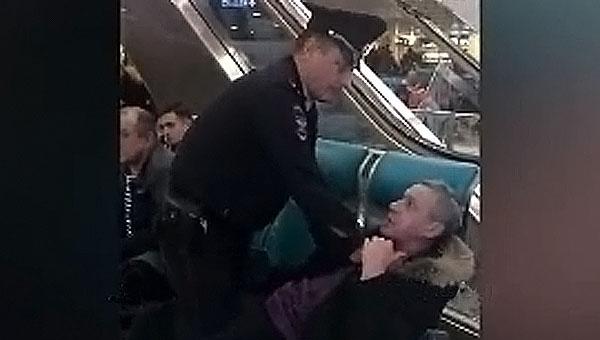 «Раз, два, три, ложись!» Дебошир устроил псевдо-теракт в аэропорту