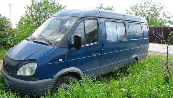 В Серпухове нашли машину, украденную в Мытищах