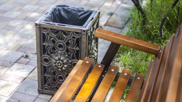 Мэрия Серпухова купит 88-килограммовые урны