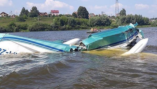 Нынешняя авиакатастрофа из-за ЛЭП уже не первая под Серпуховом
