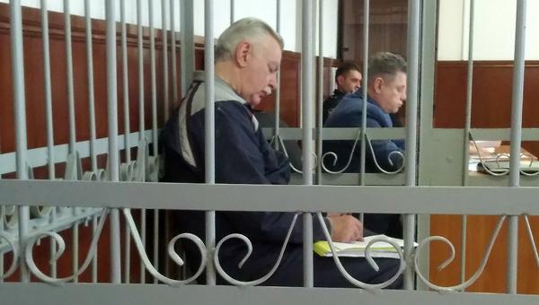 Сын Кирницкого дал показания по делу отца