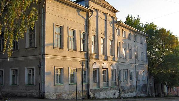 Усадьба в историческом центре Серпухова передана «Русскому географическому обществу»
