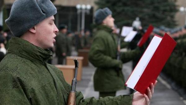 Обязательный призыв в армию со временем отменят