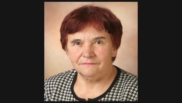Умерла бывшая директор серпуховской школы №1