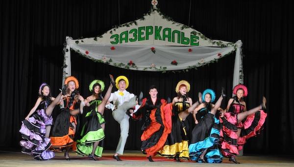 Театр «Зазеркалье» открыл XX сезон