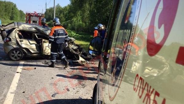 На Старосимферопольском шоссе произошло смертельное ДТП