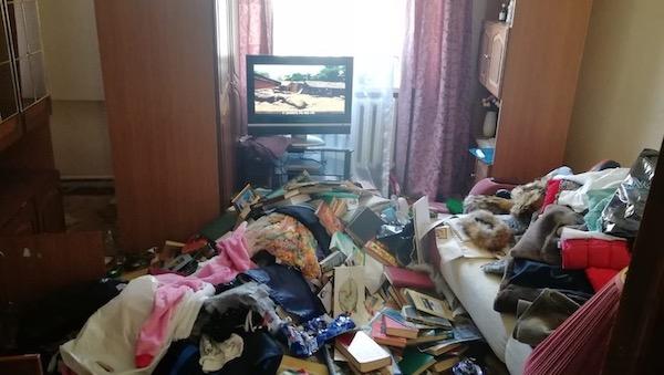При задержании директора «Калиновской базы» избили