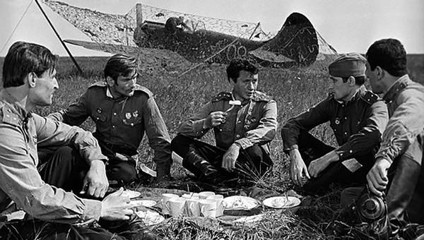 Россияне назвали свои самые любимые фильмы о войне