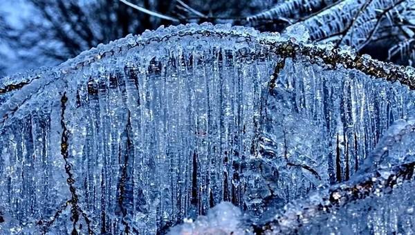 Жителей Подмосковья ждут опасные ледяные дожди