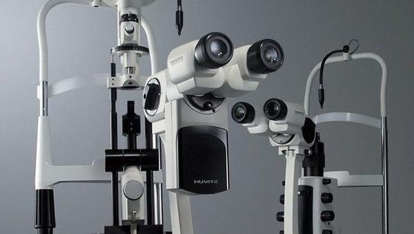 Медицинское оборудование для офтальмологии