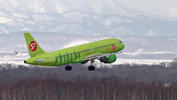 На борт летевшего в Москву самолета поступило сообщение о бомбе