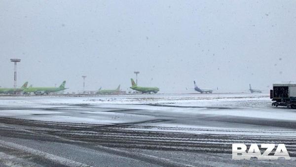 В Домодедово экстренно сел самолет из-за угрозы теракта