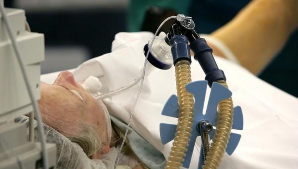 В Подмосковье спасли пожилую пациентку с 95% поражением легких