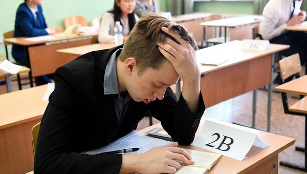 В России в этом году отменили базовый ЕГЭ по математике