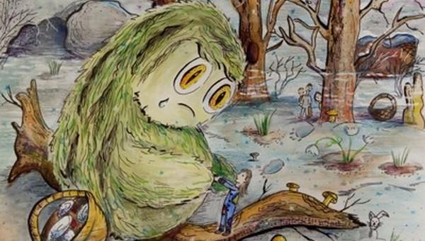 Российские дети проиллюстрировали новую книгу Джоан Роулинг