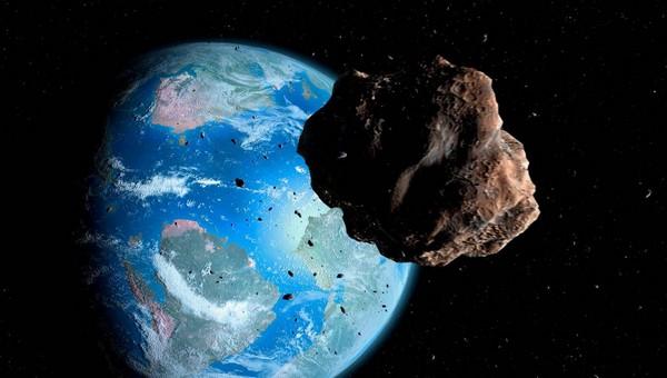 Потенциально опасный астероид приближается к нашей планете