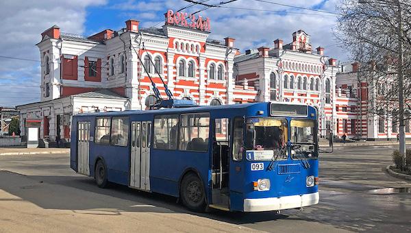 В Калуге и Обнинске общественный транспорт будет работать по несколько часов в день