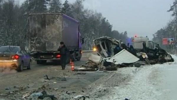 Страшная авария с автобусом в Подмосковье унесла жизни