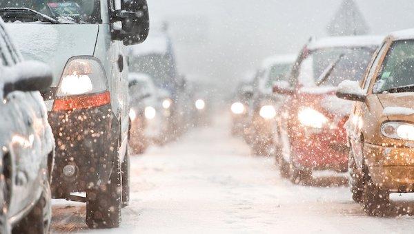 Минтранс предупредил об ухудшении погоды в Московской области
