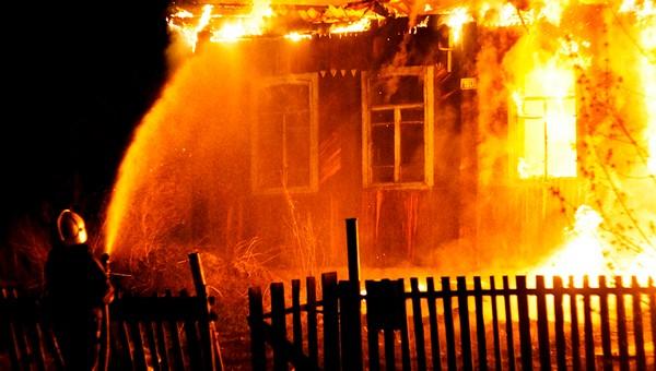 Пожар в Подмосковье забрал жизни двоих детей
