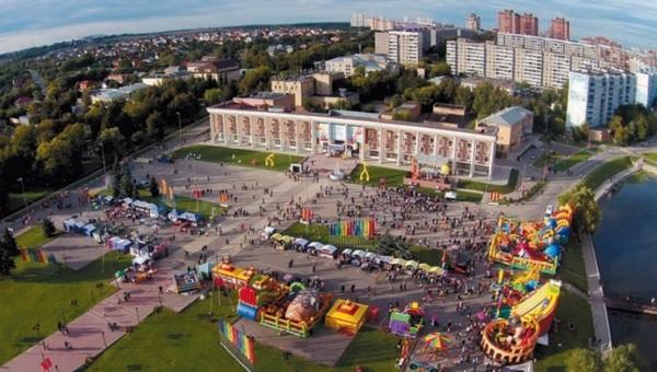 Чем заняться в Чехове в День города?