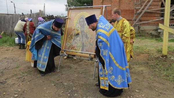 По всей Калужской области в воскресенье пройдут крестные ходы