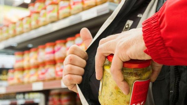 В России стали чаще воровать еду