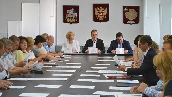 Шесть школ в городском округе Серпухов хотят объединить
