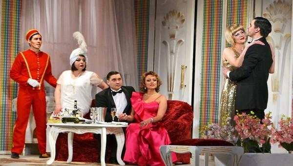 Городской театр Серпухова решил показать лучшие спектакли бесплатно