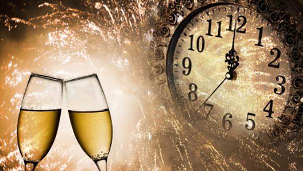 И даже шампанское в Новогоднюю ночь нас попросили не пить