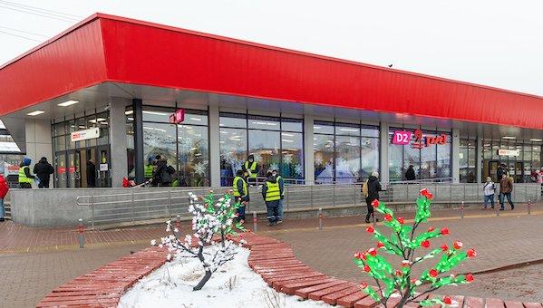 В Подольске открыли обновленную станцию