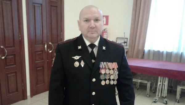 В Серпухове скоропостижно скончался известный сотрудник полиции