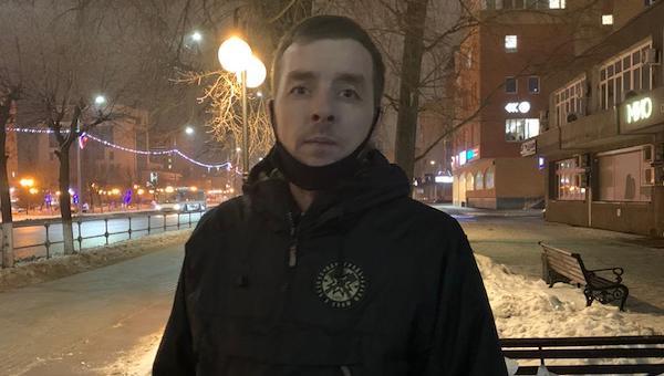 В новогоднюю ночь серпухович спас бабушку от грабителей