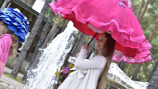 Зонтики к бою!