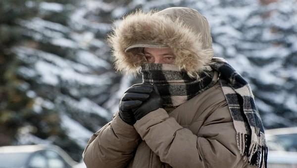 Суровые морозы до -30 надвигаются на Московскую область