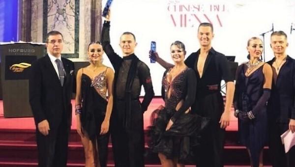 Серпуховские танцоры вернулись из Вены с победой