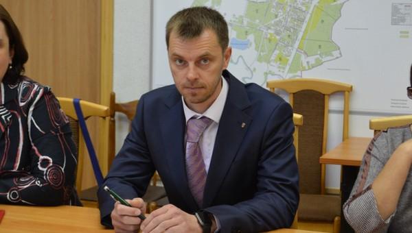 Кирилл Бабыкин снимает с себя полномочия ВРИО главы Протвино