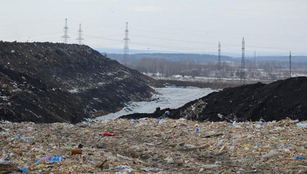 Депутаты Серпухова прирезали 33 гектара к свалке «Лесная»