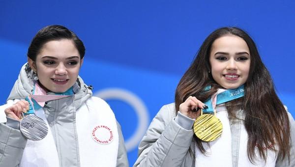 Спортсмены выбрали песню, которая будет звучать на Олимпиадах вместо гимна России