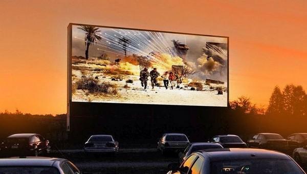 В подмосковном Чехове заработал бесплатный кинотеатр