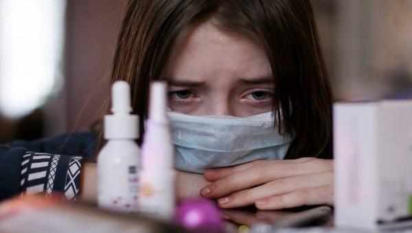 Сколько заболевших гриппом на сегодняшний день в Подмосковье?