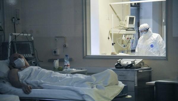 Врач больницы на Коммунарке дал прогноз по пику заболевания
