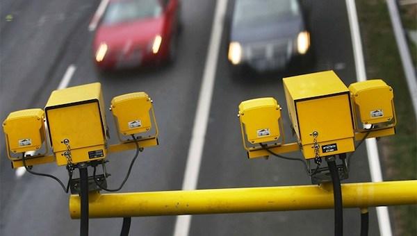 Дорожные камеры в Подмосковье начнут фиксировать машины без пропусков