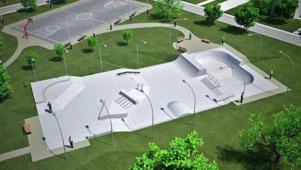 Строительство скейт-парка в Пущино начнется с опозданием?