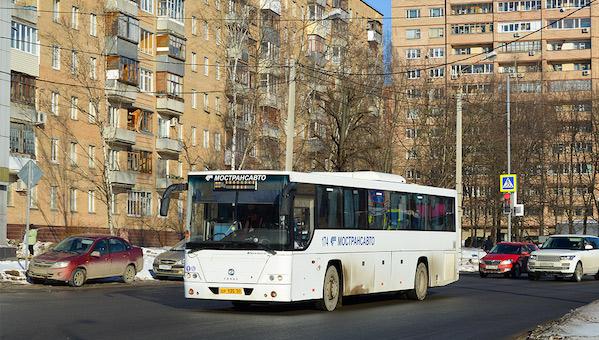 В Серпухове отменены сотни автобусных рейсов