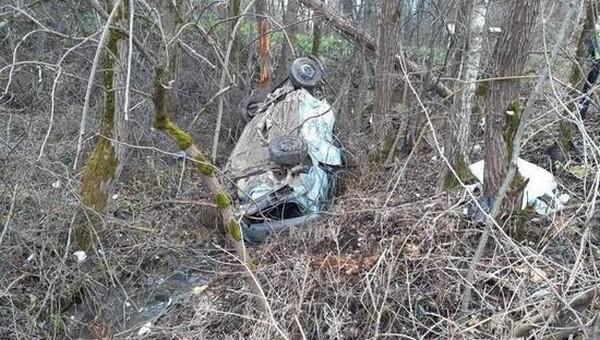 Молодая женщина погибла в страшной аварии между Калугой и Серпуховом