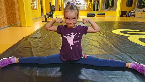 Восьмилетняя девочка из Подмосковья установила мировой рекорд по подтягиваниям