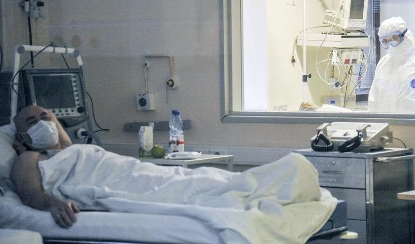 Количество заболевших коронавирусом в Серпухове и на сопредельных территориях