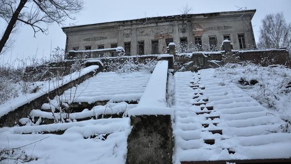 Усадьба Пущино вошла в список объектов, подлежащих восстановлению